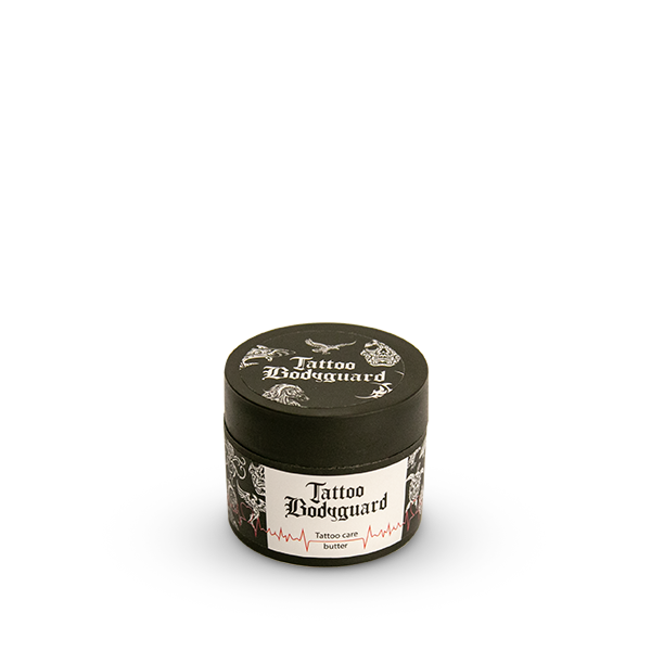 TATTOO BODYGUARD AFTERCARE BODY BUTTER 30ml image
