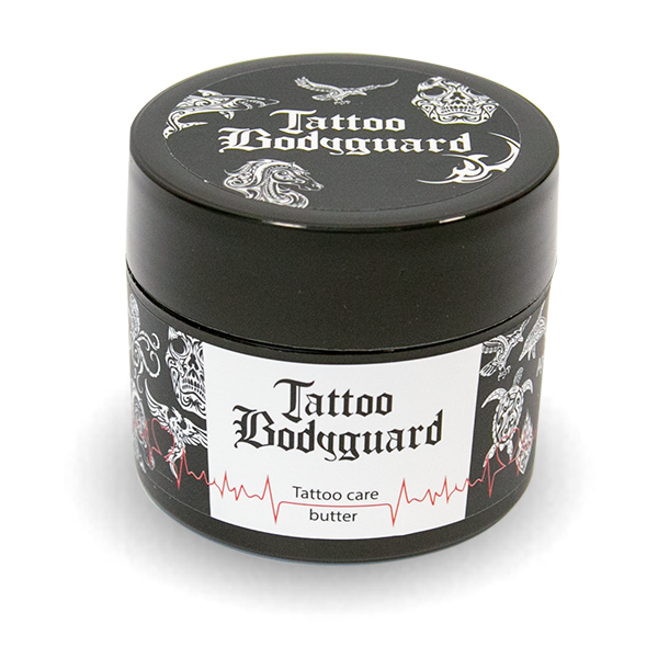 TATTOO BODYGUARD AFTERCARE BODY BUTTER 125ml image